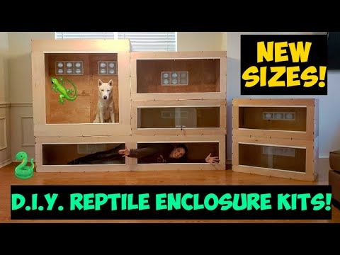 new!!!-d.i.y.-reptile-enclosure-kits-(new-sizes!!)