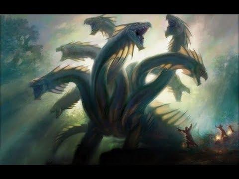мифическое существо гидра