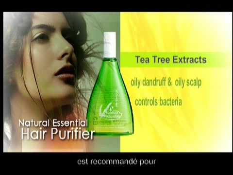 Tea Tree Extracts (scalp treatment)