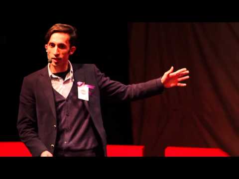 An Afghan centric change process: Murtaza Edries at TEDxKabul