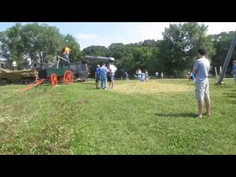 Living History Farms, Iowa - CSL em Omaha