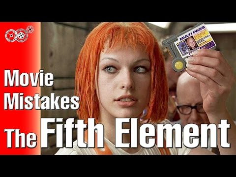 The Fifth Element - Movie Mistakes -- MechanicalMinute