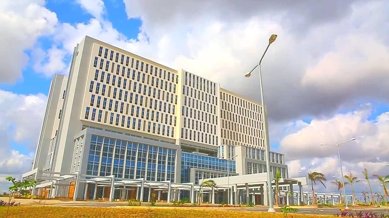 Download New MUHAS academic medical centre Mloganzila Campus