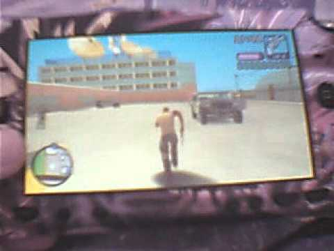 COOL #25:GTA Vice City Psp(Perfect Traction Cheat)