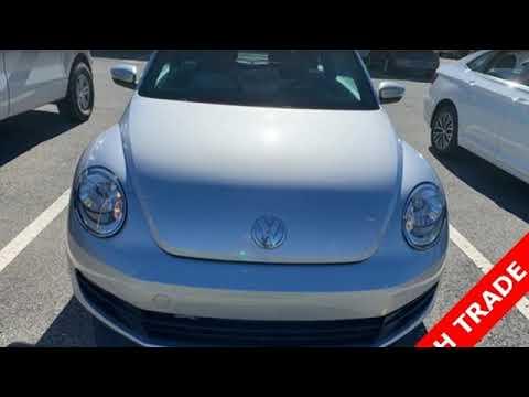 Used 2015 Volkswagen Beetle Orlando FL Union Park, FL #18-4305A