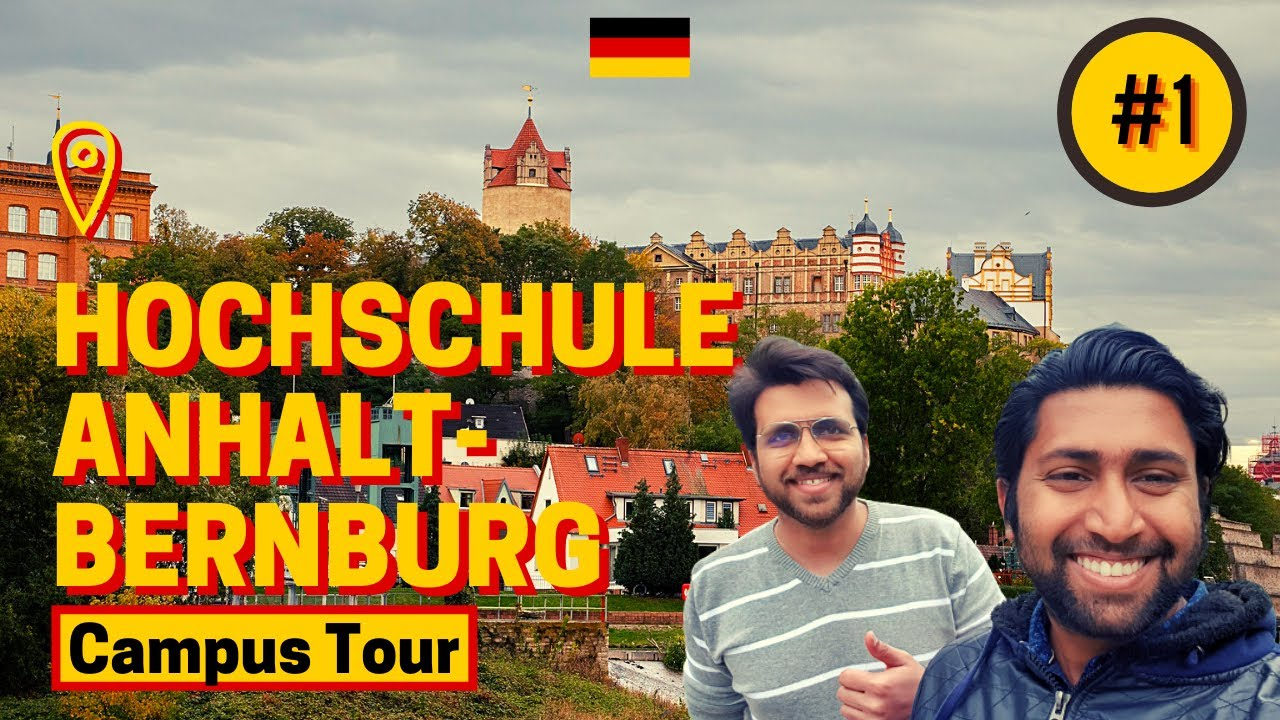 Hochschule Anhalt Bernburg Campus Tour Master Of Landscape Architecture Ft Shresthankar Youtube