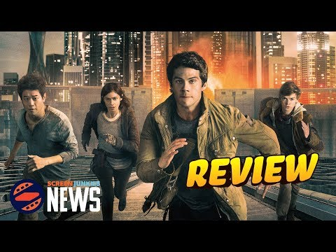 Maze Runner: The Death Cure - Review!