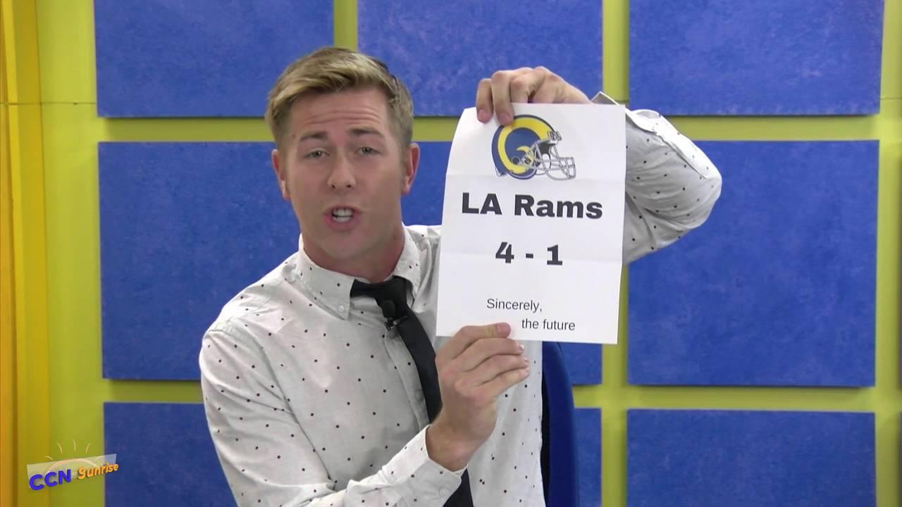 CCN Sports - LA Rams