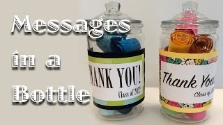 Messages in a Bottle Gift