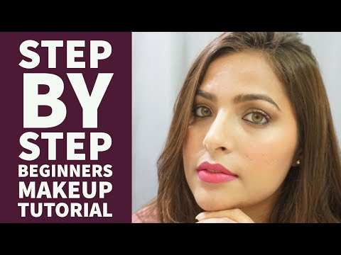 how-to-do-makeup-|-beginner-makeup-tutorial-for-indian-skin-|-urban-panache