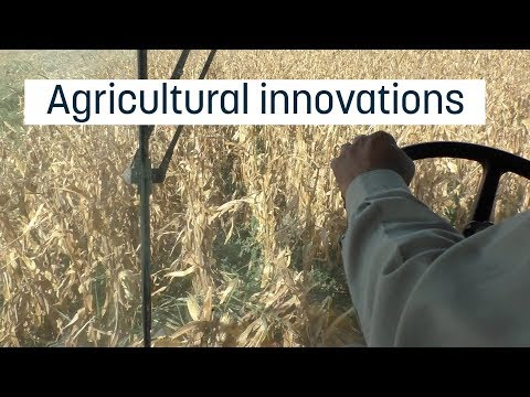 Agricultural innovation in Romania