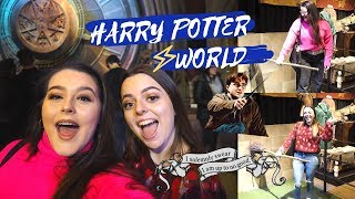 VLOG | HARRY POTTER STUDIOS WITH MA BESTIEEEEE ⚡🐉