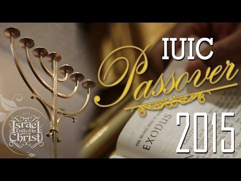 The Israelites: IUIC Passover 2015