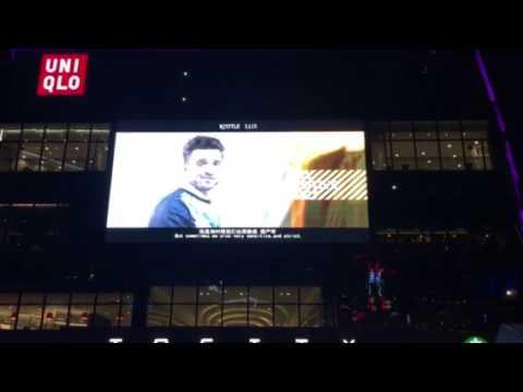 outdoor led big screen billboard