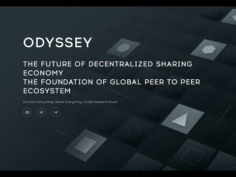 ODYSSEY COIN #OCN - JUSTIN SUN & TRON Backed Project Makes A Huge Debut in the ALTCOIN space...