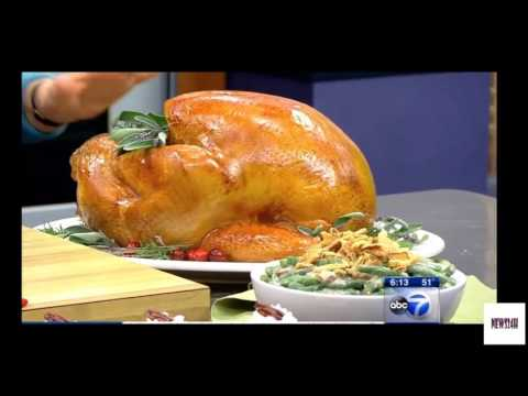 HOW TO COOK A TURKEY: RECIPES FROM BUTTERBALL
