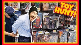 wrestling toy hunt 2018