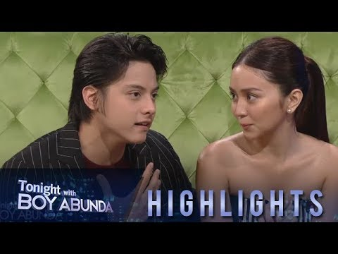 """TWBA: KathNiel Relate Their Movie """"The Hows Of Us"""" To Their Life As A Couple"""