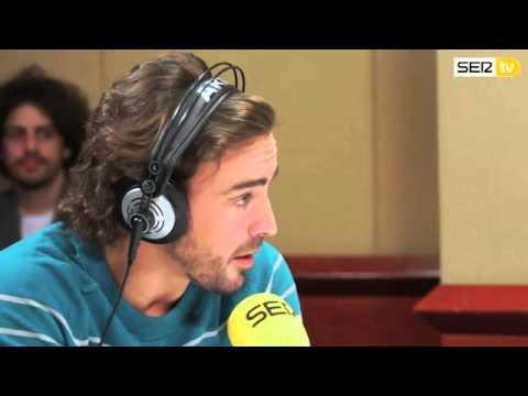 ENTREVISTA COMPLETA: Fernando Alonso en CADENA SER