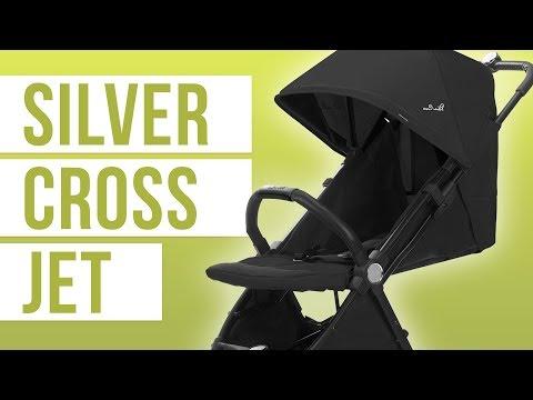 Silver Cross Jet | Lightweight Travel Stroller Review