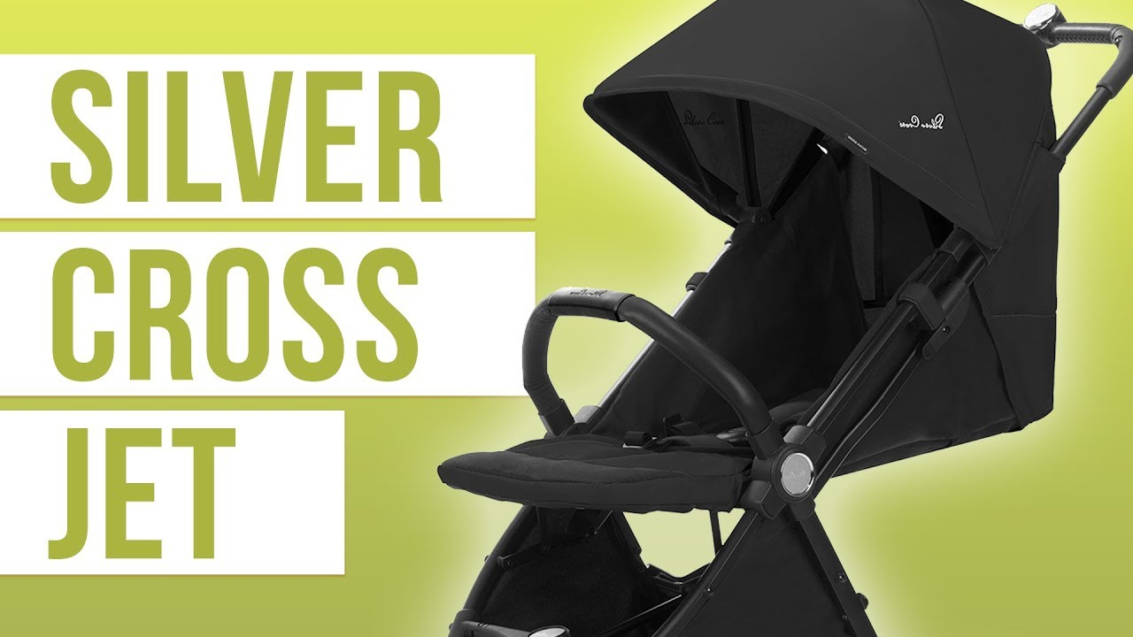 Crown Buggy Bewertung Silver Cross Jet Lightweight Travel Stroller Review