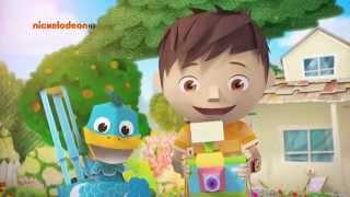 Зак и Кряк-Попазавр рекс