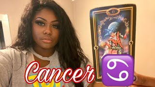 CANCER ♋️ To Reconcile Or Not ? 🤔