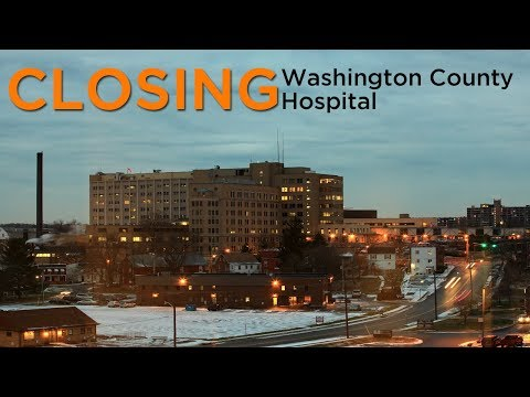 The Closing of Washington County Hospital | Hagerstown, Maryland