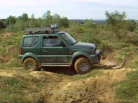 Video Selection 2010 - Suzuki Jimny OffRoad - YouTube