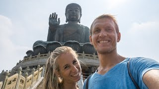 Das Mutigste in unserem Leben - Hong Kong - Weltreise | VLOG #296