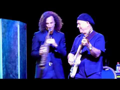 Kenny G  live Moscow 27.06.11 Havana