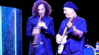 Kenny G  live Moscow 27.06.11 Havana