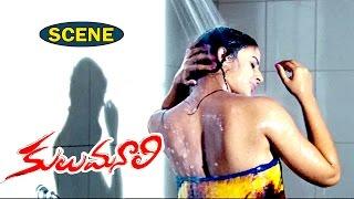 YOUNG LADY ROMANTIC BATHING SCENE    KULUMANALI   VIMALA RAMAN   SHASHANK   ARCHANA   V9 VIDEOS Thumb