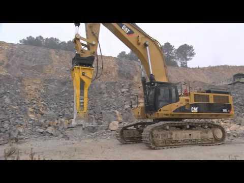 Atlas Copco Hydraulic Hammer HB10000