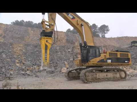 atlas copco hydraulic hammer hb10000 youtube. Black Bedroom Furniture Sets. Home Design Ideas