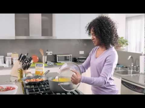 Goya Yellow Rice Youtube