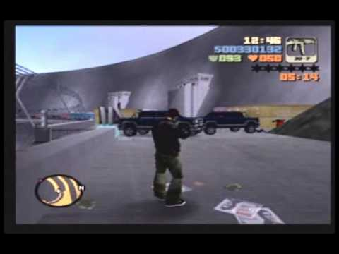 Grand Theft Auto 3: FINAL MISSION! -