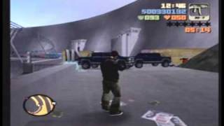 One of GTAmissions's most viewed videos: Grand Theft Auto 3: FINAL MISSION! - The Exchange