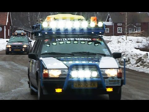 Carbage Run Brommer Editie 2014 Official Aftermovie Doovi