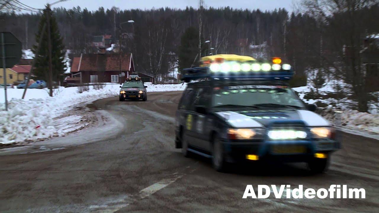 Garbage Run 2015 Winter Edition Sweden Youtube