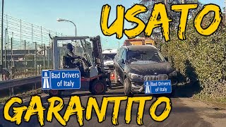 BAD DRIVERS OF ITALY dashcam compilation 1.21