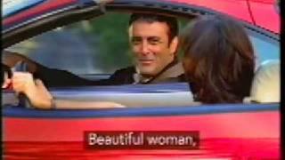 Buffy's Robia LaMorte Mitsubishi Commercial '97