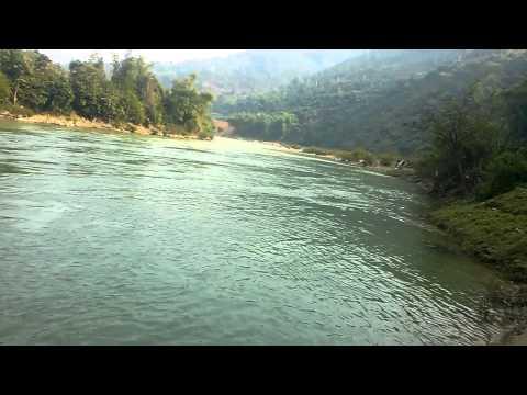 Câu cá sông gâm