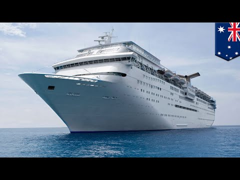 Cruise ships dumps food waste on to Great Barrier Reef - TomoNews