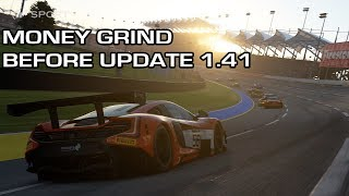 Gran Turismo Sport Money Grind Before Update 1.41