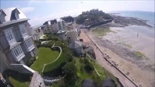 Parapente Normandie -  Donville les Bains 27 05 2016