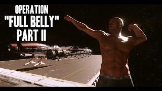 "Unloading ""cargo"" from Caterpillar on Port Olisar aka Operation ""Full Belly""  (Part II)"