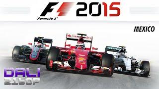 F1 2015 Mexico PC UltraHD 4K Gameplay 60fps 2160p