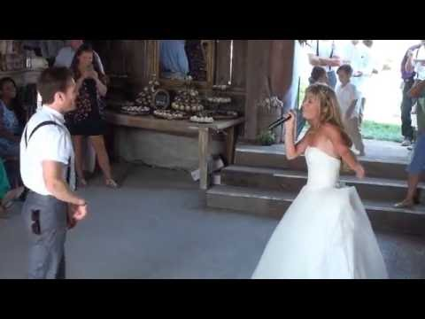 "Kylie's Wedding Surprise: ""Still Into You"" (Paramore)"