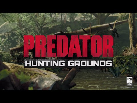 Predator: Hunting Grounds - Ultimate Adversary Trailer | Epic Games Store